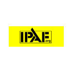 IPAF.org logo in black and yellow